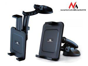 """Uniwersalny uchwyt do tabletu nawigacji ABS Maclean MC-627 od 5"""" do 11"""" Super Strong"""