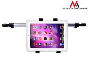 Uniwersalny samochodowy uchwyt do Tabletu 7-10'' MC-657 do montowania na zagłówek